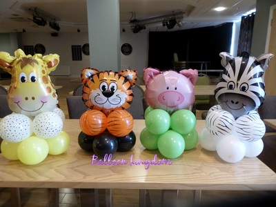Balloon kingdom traditional unique and bespoke balloons