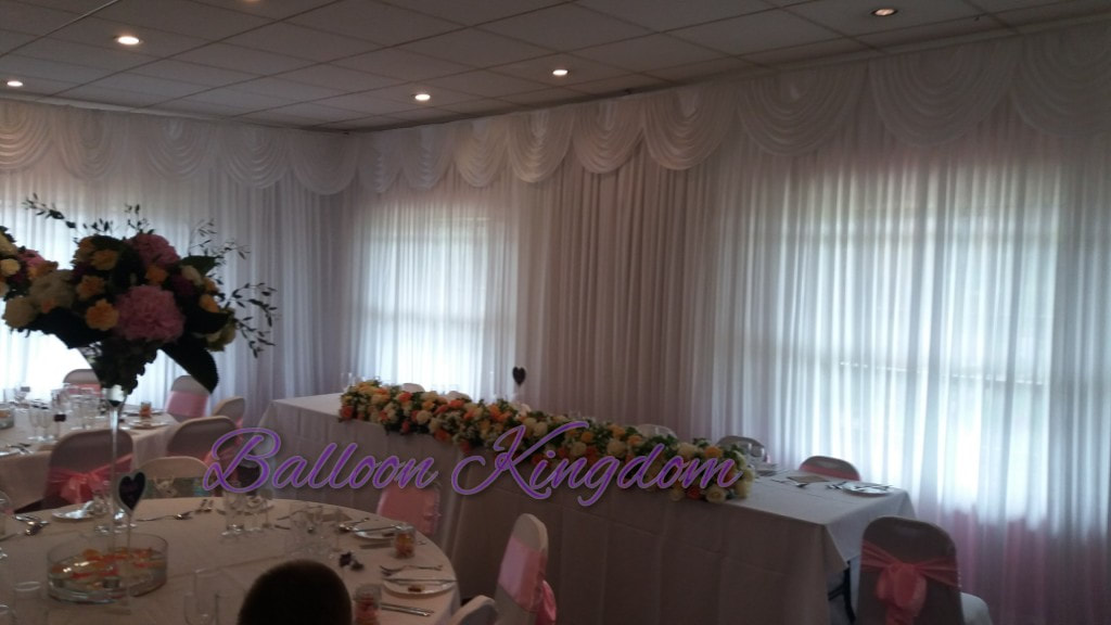 Venue Decorators Event Styling Balloon Kingdom Berkshire Surrey Middx Balloon And Party Kingdom